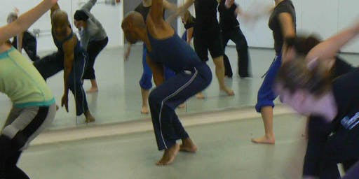 Afro contemporary dance (beginners) Drop-in class PADR0450