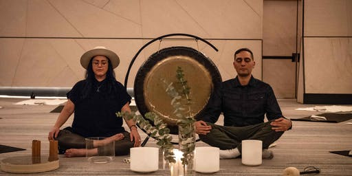 JUNE Scent + Sound Bath w/ Sara Auster & Alex Falk