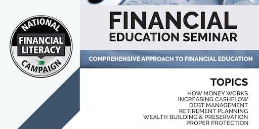 Free Financial Literacy Workshops
