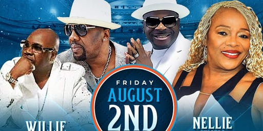 Muskegon Blues Festival featuring Willie Clayton,Wendell B, Pokey Bear and Nellie Travis