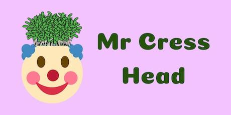 Mr Cress Head tickets