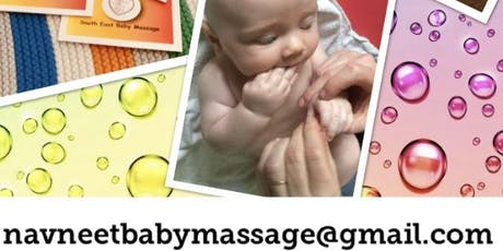Baby massage  - SE London  tickets
