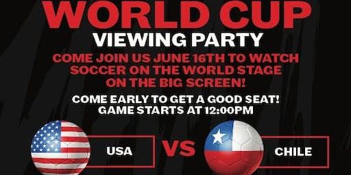 Women's World Cup Viewing Party