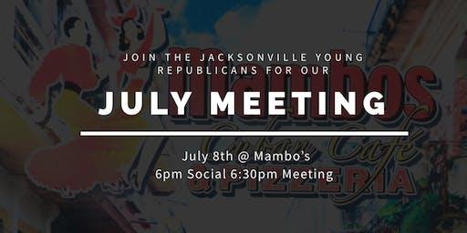 JYR July Meeting!