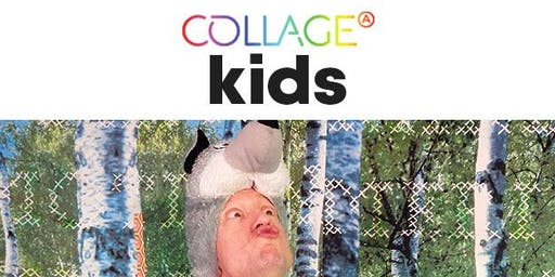 Collage Kids take over Artspace 4: Old McDonald and the Three Pigs Plus