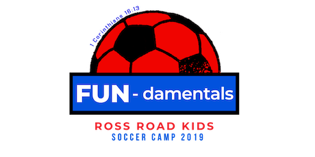 Ross Road Kids Soccer Camp tickets
