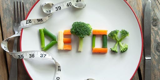 Detox and Weight Loss Challenge. It's Time to Combat Toxic Fat!