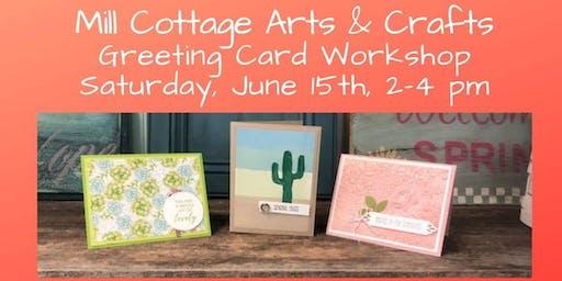 Greeting Card Workshop