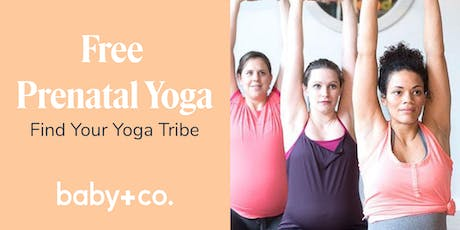 Free Prenatal Yoga with NBalance Yoga in Clarksville tickets