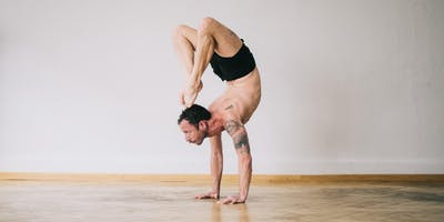 Handstand Drills & Skills: Four Week Foundation Series. FULL WS with Joseph Armstrong