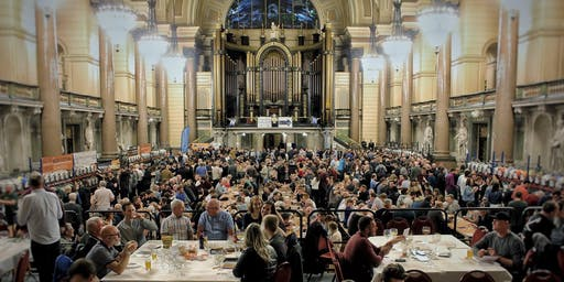 St George's Hall Beer Festival - September 2019
