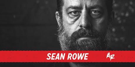 Sean Rowe tickets
