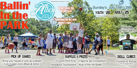 5th Annual Ballin' In the Park Community Event & Fundraiser tickets