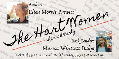 The Hart Women by Ellen Morris Prewitt & Marisa Whitsett Baker
