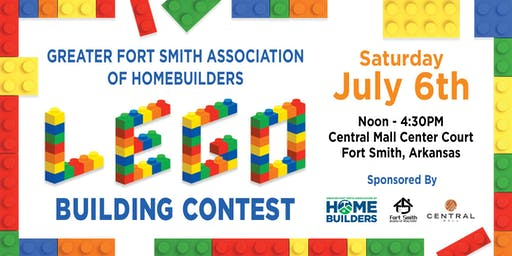Fort Smith Homebuilders Lego Building Contest