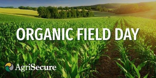 AgriSecure Organic Field Day - Crops for an Organic Rotation