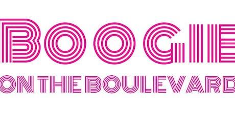 Boogie on the Boulevard Volunteer Orientation tickets