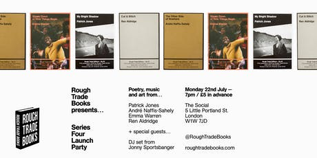 Rough Trade Books presents... The Fourth Series Launch Party tickets