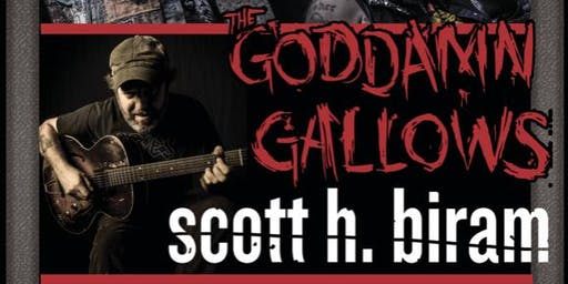 The Goddamn Gallows + Scott H. Biram wsg/Urban Pioneers