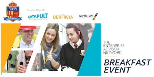 Enterprise Advisor Breakfast Event | Duke's Secondary School