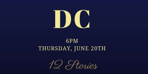 2019 Summer Cocktail Series (DC)