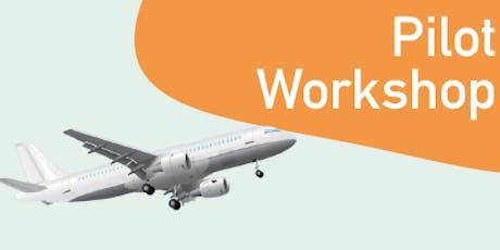 Pilot Workshop tickets