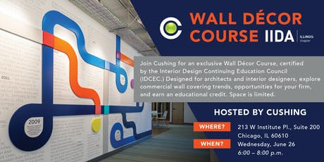 Wall Decor Course tickets