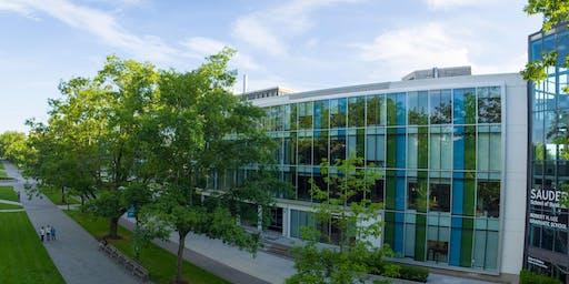 UBC Sauder BCom Information Session and Building Tour - July 17