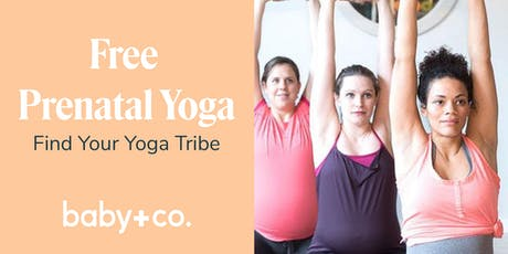 Free Prenatal Yoga with Blooma tickets
