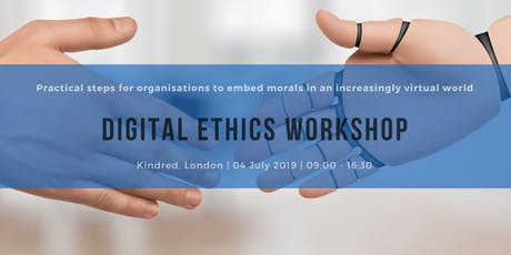 Digital Ethics Workshop - July: Practical steps for organisations tickets