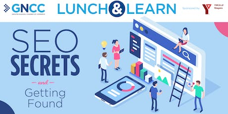 Lunch & Learn: SEO Secrets & Getting Found tickets