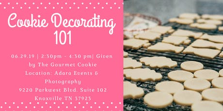 Cookie Decorating 101 by The Gourmet Cookie tickets