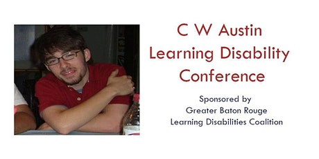 C W Austin Learning Disability Conference tickets