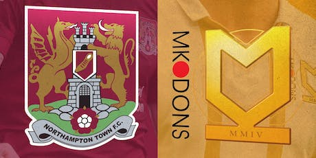 NTFC v MK DONS  Pre-Season Friendly FRIDAY 26th July, 2019 tickets