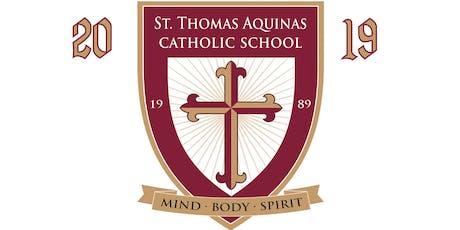 1st Annual St. Thomas Aquinas Crusader Crawl 5K tickets