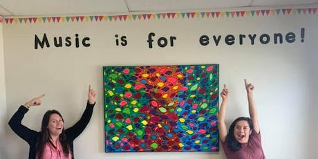 Music Inclusion Education Class, Ages 4-7 tickets
