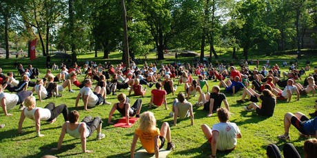 Yoga In the Outfield - Arlington, VA tickets