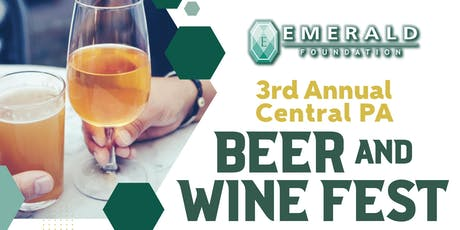 3rd Annual Central PA Beer and Wine Fest tickets
