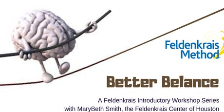 [Intro to Feldenkrais® Series] Focus - Back Pain Relief tickets