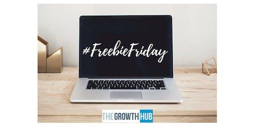 Freebie Friday @ The Cirencester Growth Hub