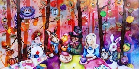 Mad Hatter Tea Party tickets