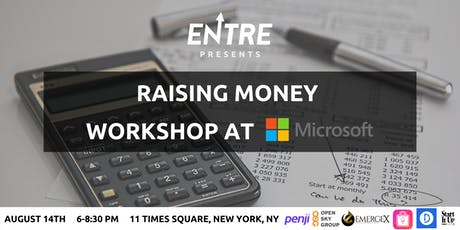 How to Raise Money with Angel Investors - Workshop tickets