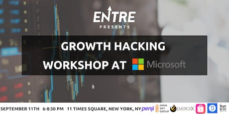 Growth Hack Your Startup - Workshop tickets