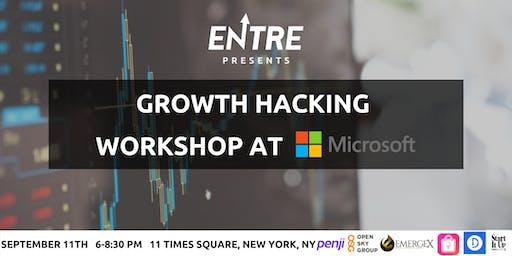 Growth Hack Your Startup - Workshop