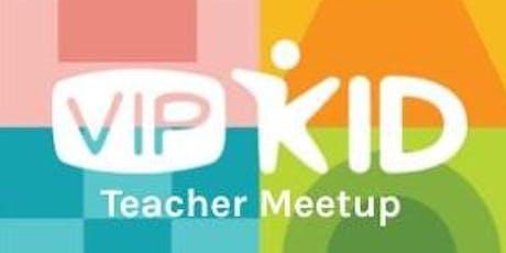 Richardson, TX VIPKid Teacher Meetup- CindyHe tickets