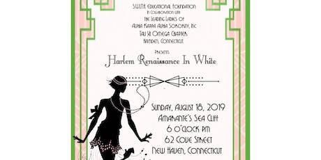 Harlem Renaissance In White tickets