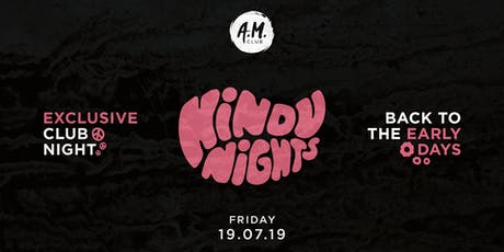 ★ HiNDU NiGHTS 19.07.19 ★ tickets