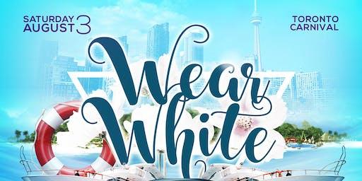 WEAR WHITE 2019