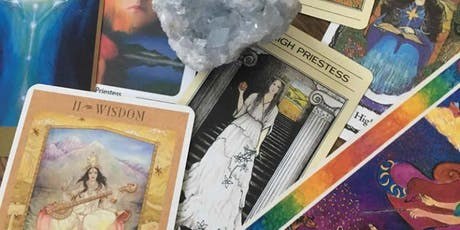 Spiritual Tarot Readings June 28 tickets