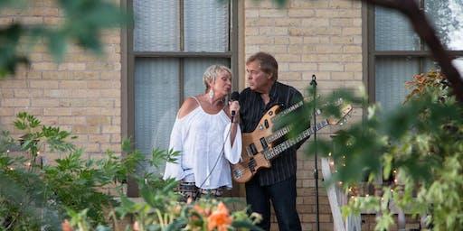 Sanger House Gardens Presents Jazz in the Garden